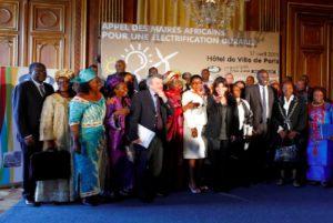 Appel des maires africains pour une électrification durable de l'Afrique