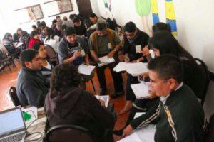 Bolivie: Les médiateurs sont formées dans la culture de la paix