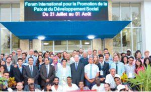Maroc: Un Sommet mondial pour la promotion de la paix