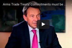 CICR: Nous devons stopper le commerce et les transferts irresponsables d'armes