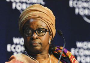 La féministe Sénégalaise Bineta Diop: Unies contre la guerre en Afrique