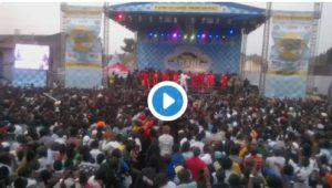 Goma, Nord Kivu, Congo: clôture de la 3è édition du Festival Amani