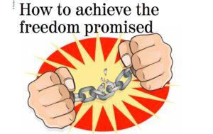 Afrique: Pour Que Vive La Liberté Promise