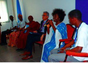 Promotion de la paix en Afrique Centrale : Batchiellilys et les jeunes évoquent la paix dans sa diversité linguistique