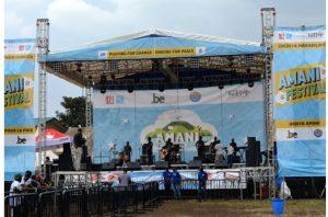 Le Festival Amani réussit à «renforcer le vivre ensemble