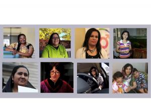 Amnesty: Huit portraits de femmes montrent qu'il faut profiter de la Journée internationale des droits des femmes pour affirmer : «Nous n'attendrons pas le respect de nos droits!»