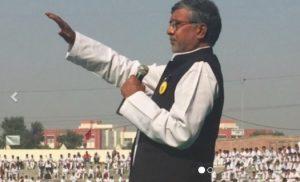 Le lauréat du prix Nobel prend la tête d'une marche homérique à travers l'Inde en faveur de la sécurité des enfants