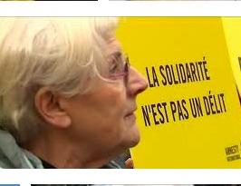 France / Réfugiés. Reprise du Procès de Martine Landry, Une Membre d'Amnesty International France et de l'Anafé Injustement Poursuivie pour « Délit de Solidarité »