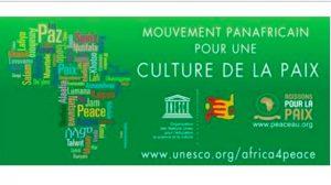 UNESCO brochure: Afrique, Culture de la Paix, 2017