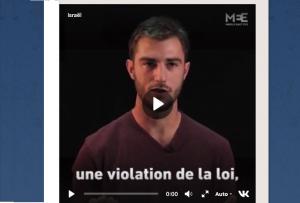 Israël : « Je vais aller en prison car je refuse de servir dans l'armée israélienne »