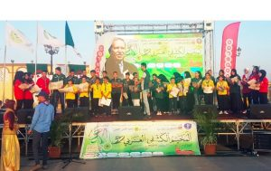 Algérie: Ooredoo partenaire du 32e Camp des scouts arabes