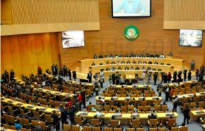 La 815ème réunion du Conseil de paix et de sécurité de l'UA sur le rapport de la Commission sur les élections en Afrique