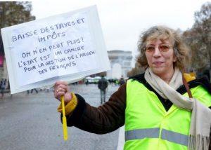 France: Gilets Jaunes où la Démocratie est en Marche !