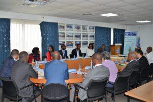 Le PAYNCoP Gabon Plaide pour l'Implication des Jeunes dans les Questions de Paix et Securite