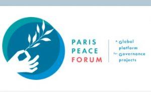 Forum de Paris sur la Paix 2019 : la liste des solutions de gouvernance qui seront présentées