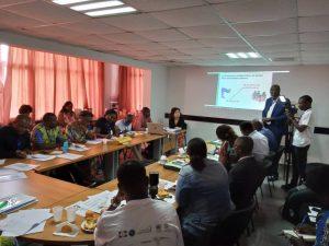 Le PAYNCoP Gabon Renforce Ses Connaissances sur la Culture de la Paix