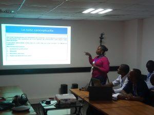 Le PAYNCoP Gabon Identifie les Organisations de Jeunes sur la Culture de la Paix