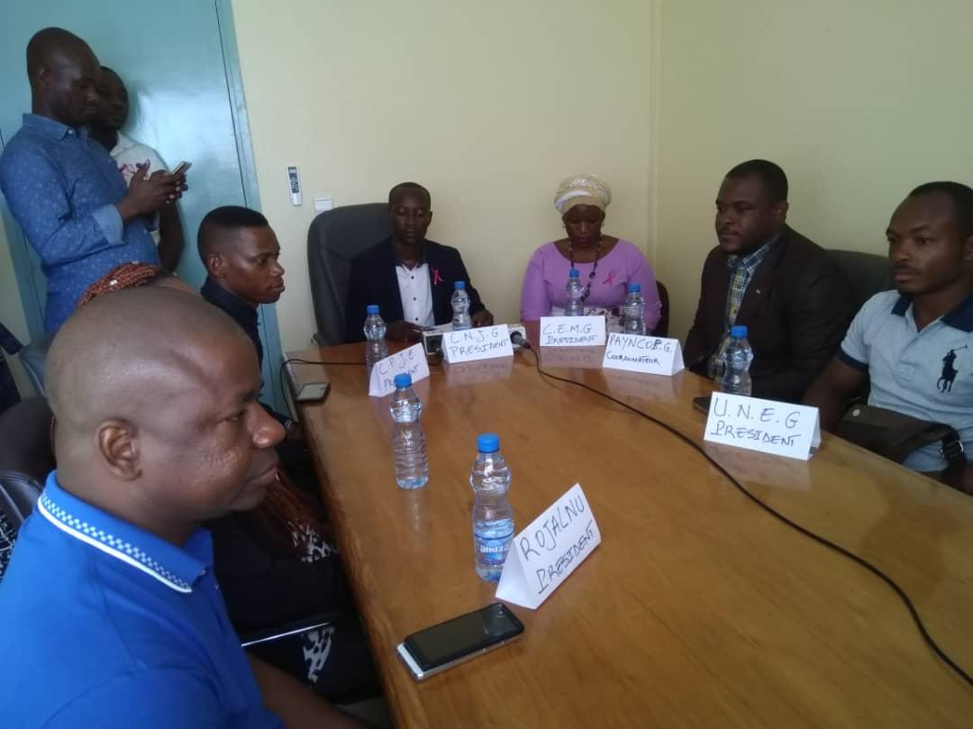 Le PAYNCoP Gabon S'Associe au Conseil National de la Jeunesse pour dire Stop aux Violences sur les Jeunes