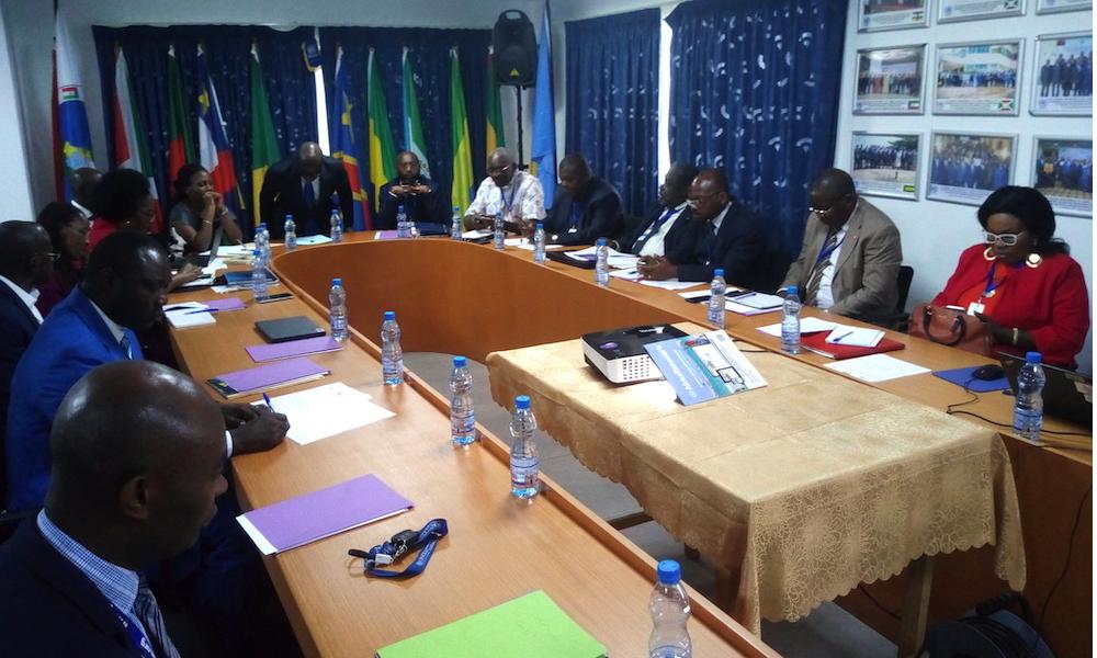 Le PAYNCoP Gabon Plaide pour l'Implication des Jeunes au Sein de la Commission Nationale des Droits de l'Homme