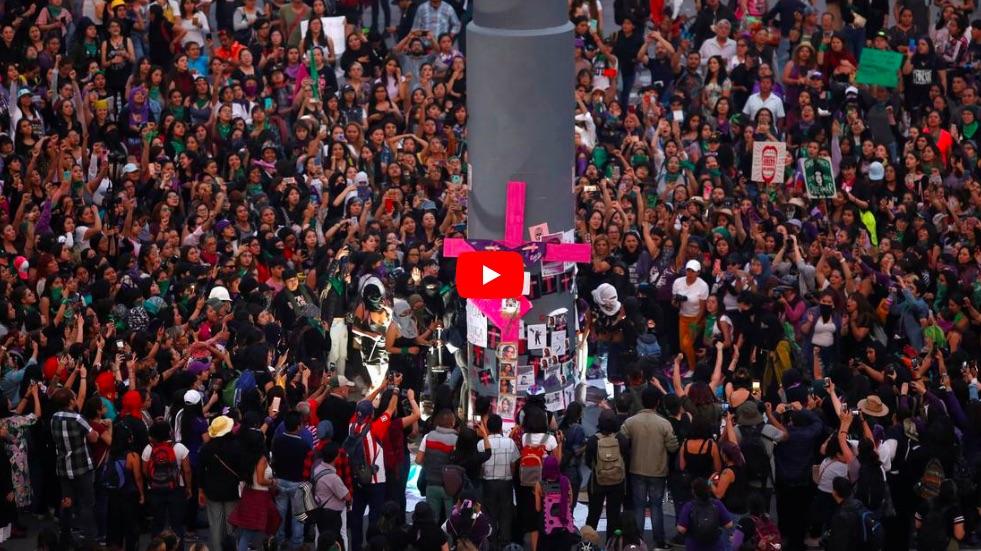 Grève nationale des femme u Mexique:  Comment et pourquoi est elle organisée?
