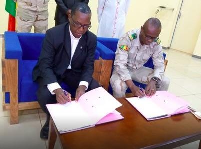 Mali: Partenariat entre l'UCAO-UUBa et l'EMP : promouvoir la recherche et la culture de la paix en Afrique