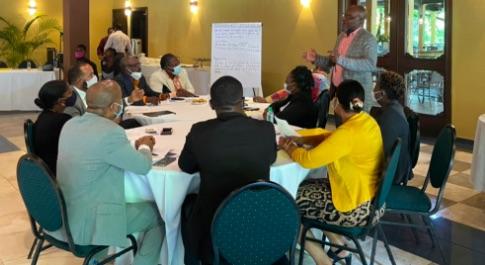 Haïti : La CNDDR réalise un atelier de trois jours pour finaliser sa stratégie nationale de désarmement