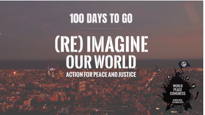 Barcelone accueillera le deuxième Congrès international de la Paix du 15 au 17 octobre 2021