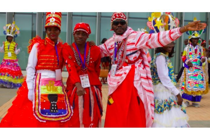 La culture de la paix et la Biennale de Luanda