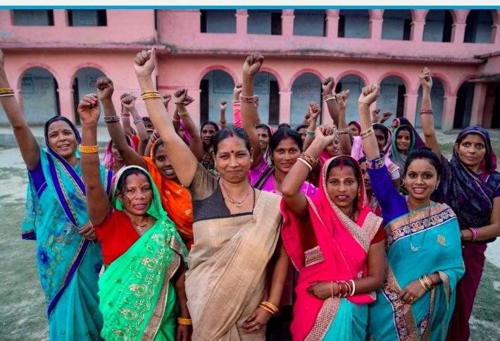 Forum Génération Égalité : lancement d'un plan d'action mondial pour faire progresser l'égalité des genres