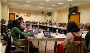 Beirut, Lebanon: Citizenship, Gender and Democracy Building International Roundtable Discussion