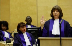 ICC Judges – Women at the top at the International Criminal Court