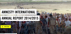 Amnesty International: A Devastating Year