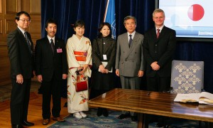 Japan Gets Rid of All Cluster Munitions