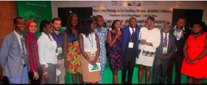 Launch of the Network Youth and Culture of Peace in Africa