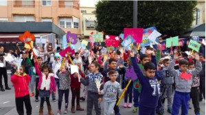 """Almería, Spain: Over 100,000 students participate in """"The school as a space of peace"""""""