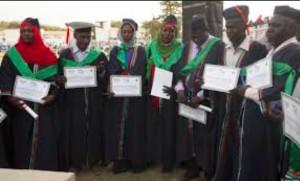 Sudan Open University Graduates Sign Peace Pledge