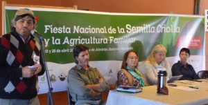 Uruguay: Declaration of the National Meeting and Festival of Family Farming and Producers of Creole Seeds