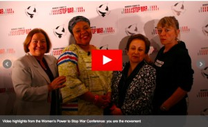 A Century of Women Working for Peace