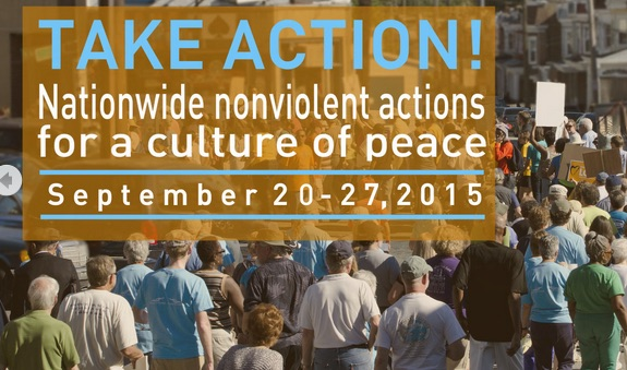 US: Response to the Massacre in Charleston; Grieve, But then Teach and Organize Nonviolence