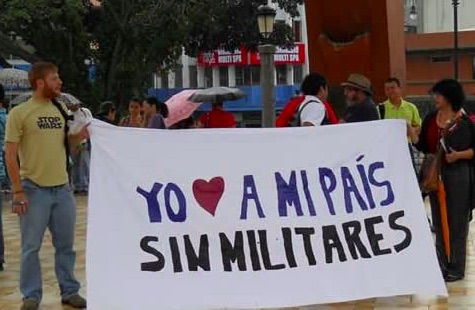 Film: Costa Rica Abolished its Military, Never Regretted it