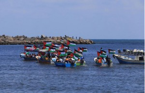 Gaza prepares to welcome Freedom Flotilla III