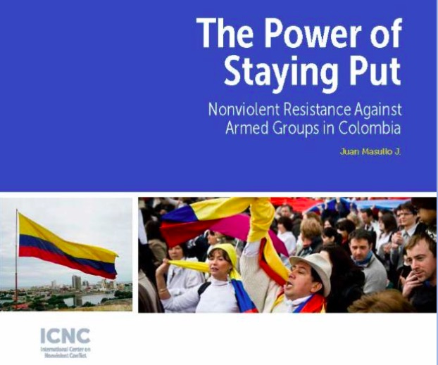 Book review: Nonviolent Resistance Against Armed Groups in Colombia