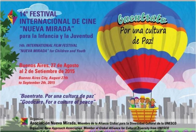 """Argentina:  Program announced for the Film Festival """"Nueva Mirada"""""""