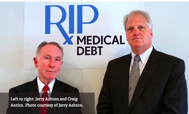 USA: These Former Debt Collectors Decided to Ditch the Industry, Buy Up Medical Debt, and Forgive It