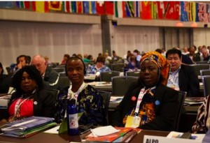 World Congress of Education International: Call for values and end to violence