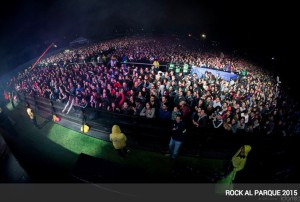 Colombia: Rock in the Park 2015 – Music for the 21st Century