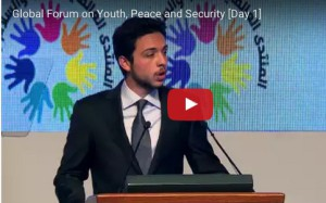 Amman, Jordan: #youth4peace – Redefining Youth as Peacebuilders
