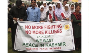 Kashmir: KPN to celebrate International Day of Peace at Nageen today