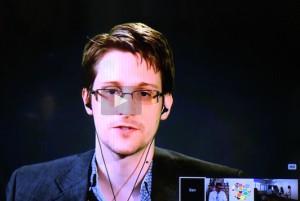 Video: Edward Snowden, Glenn Greenwald & David Miranda Call for Global Privacy Treaty