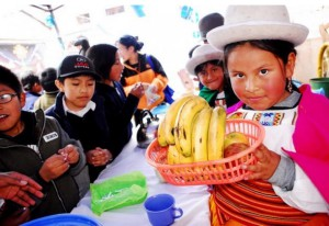 Latin American Legislators, a Battering Ram in the Fight Against Hunger